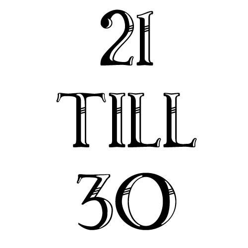 21 to 30