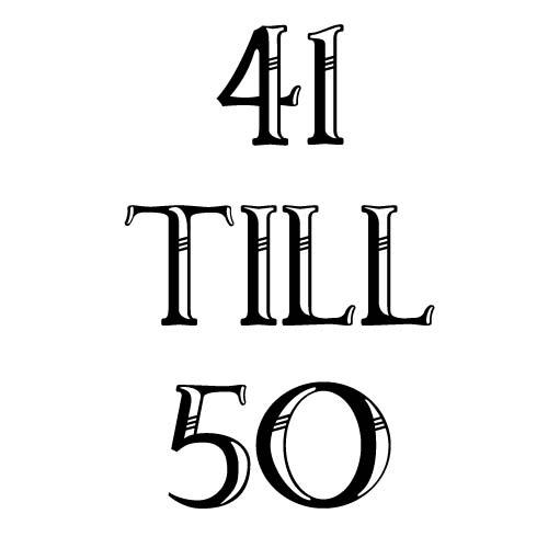 41 to 50