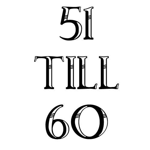 51 to 60